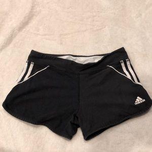 Adidas stretchy shorts